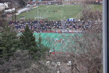 Thanksgiving 2008, Boyle Stadium