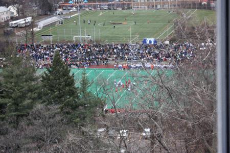 Thanksgiving 2008, Boyle Stadium
