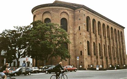 Basilica in Trier, 1999