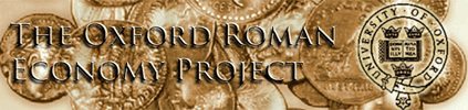 The Oxford Roman Economy Project