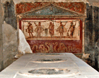 Ancient Wine Bar, Pompeii, click to enlarge