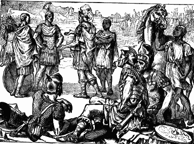 Meeting of Hannibal and Scipio at Zama, Page 174
