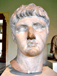 This is a file from the Wikimedia Commons * Description: Bust of Drusus the Elder (Nero Claudius Drusus), in the Musée du Cinquantinaire, Brussels