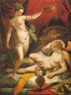 psyche  the 16th century