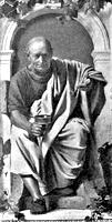 Quintus Horatius Flaccus by Anton von Werner (Wikimedia Commons)
