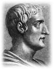 Tacitus (fictitious portrait) Wikimedia Commons