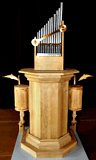 Water Organ, links to music archaeology