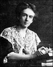 Edith Hamilton circa 1897, Dresden