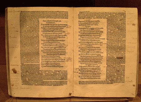 Marcial. Epigrammata. 1490