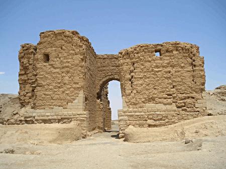 Dura Europos, Syria - Palmyra Gate, Wikimedia Commons