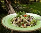 New fashioned sauerkraut salad, click for recipe