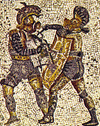 from 'Gladiatorial Games', click for larger image