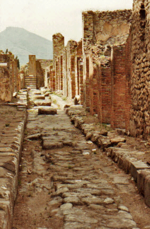 Pompeii, photo James Duffy