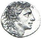 Mithridates coin at livius.org