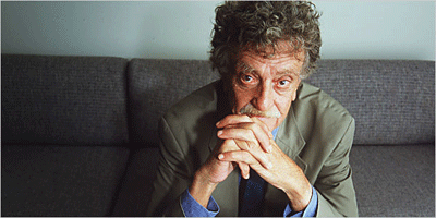 Kurt Vonnegut, read obituary