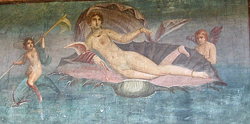 Mural from Pompeii, click for larger image
