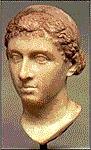 bust of Cleopatra, Berlin