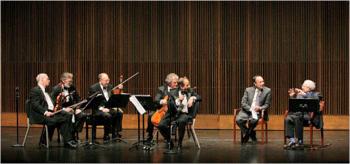 Elliott Carter discusses his new clarinet quintet
