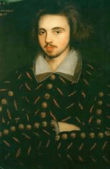 supposedly Christopher Marlowe