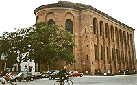 Irene's photo of the basilica, click for more