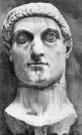 Constantine bust