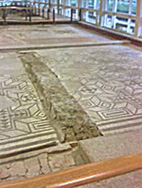 Escher mosaic, click for more