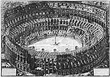 Piranesi, Colosseum, c.1760