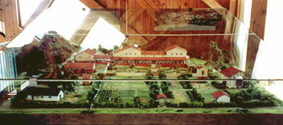 model, Roman villa in Ahrweiler, click for images