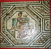 mosaic in Trier, click for pictures