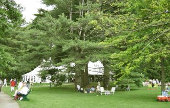 members' tent