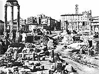 Forum Romanum 1946